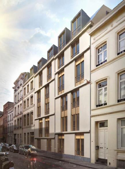 Xior Student Housing conclut un accord avec BPI Real Estate sur l'acquisition d'un complexe pour étudiants situés à Bruxelles